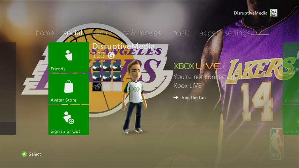 Image de NBA - Lakers Starter Theme