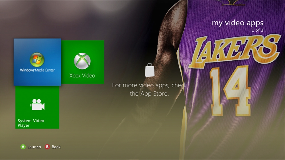 Image from NBA - Lakers Starter Theme