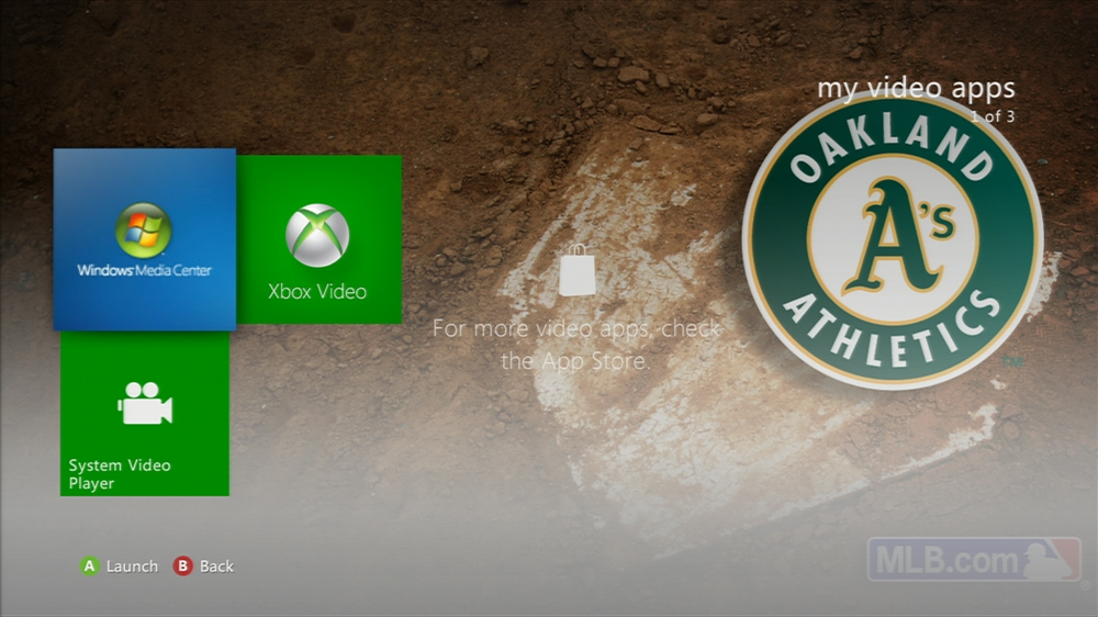 Image from MLB - Athletics Jersey Theme