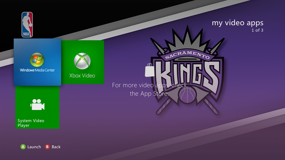 Image de NBA - Kings Highlight Theme