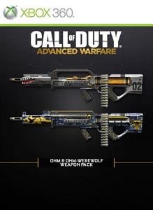 Pack d'armes OHM