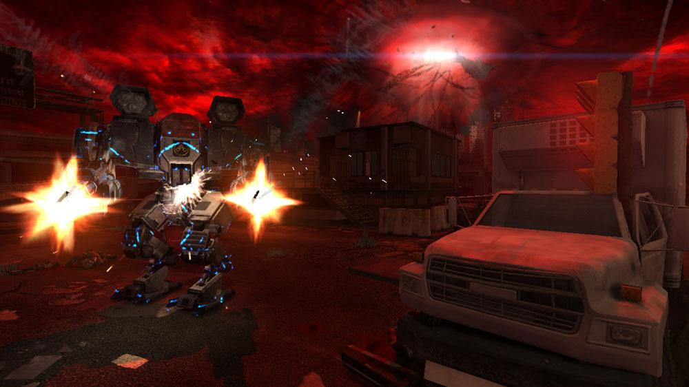 Image from F.E.A.R.3 First Purchaser Maps and Modes