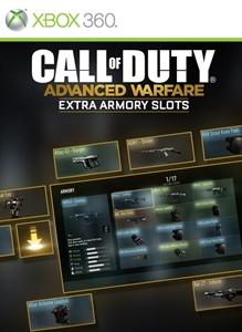 EXTRA ARMORY SLOTS 4