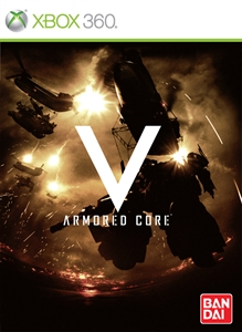 Armored Core V - PACK COMPATIBILITÉ