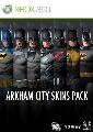 Paquete de skins de Arkham City