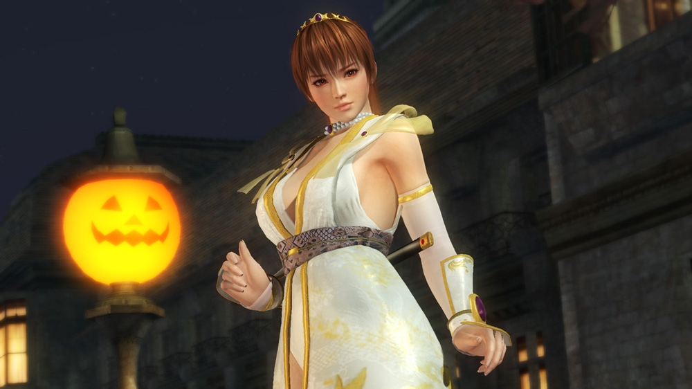 Image from Kasumi Halloween Costume