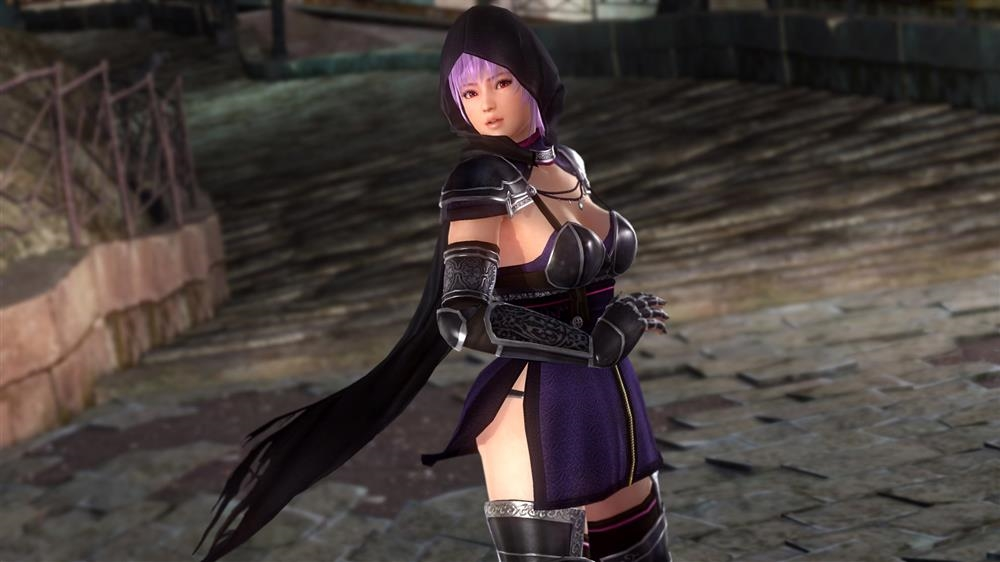 Image from DOA5LR Ayane Halloween Costume 2015