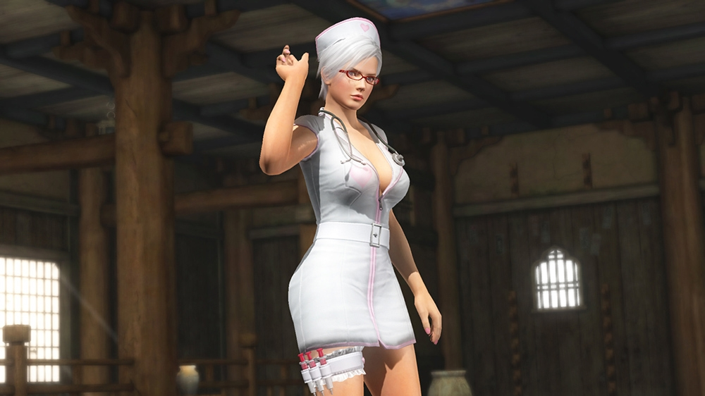 Image from Christie Nurse Costume
