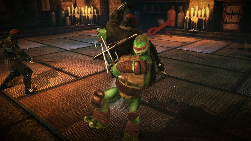 Image from Teenage Mutant Ninja Turtles: Out of the Shadows - Raph Character Trailer