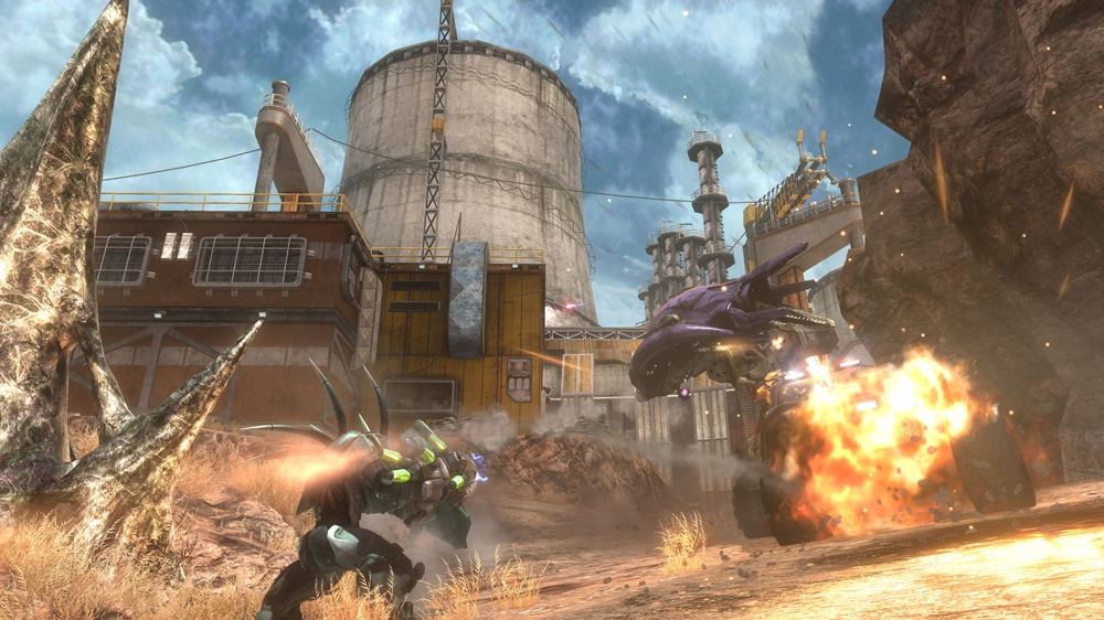 Image from Halo: Reach - Defiant Map Pack