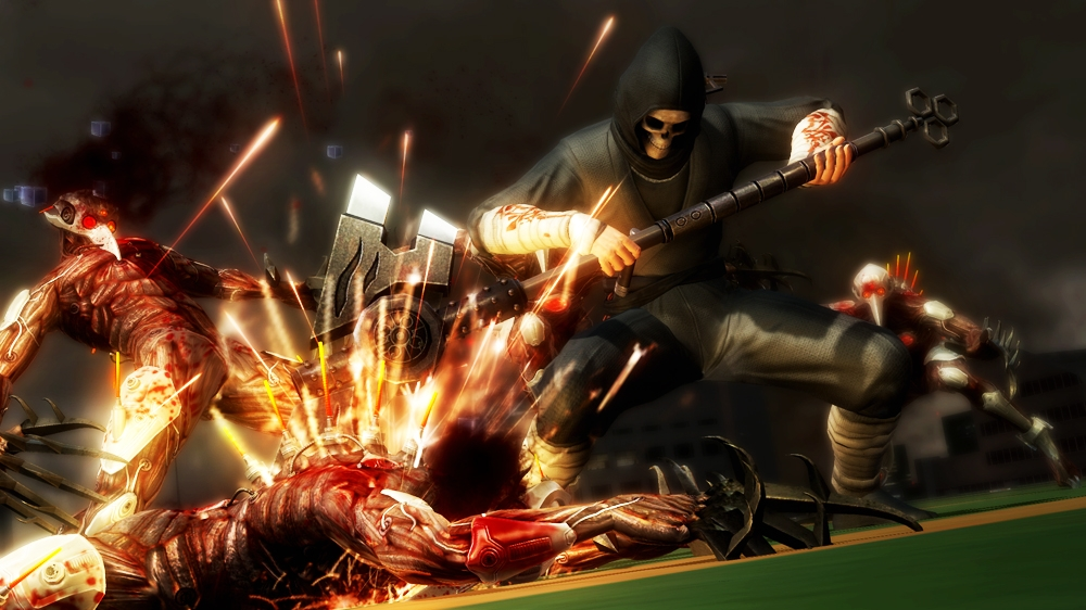 Image from Ninja Gaiden® 3 Acolyte Pack 2