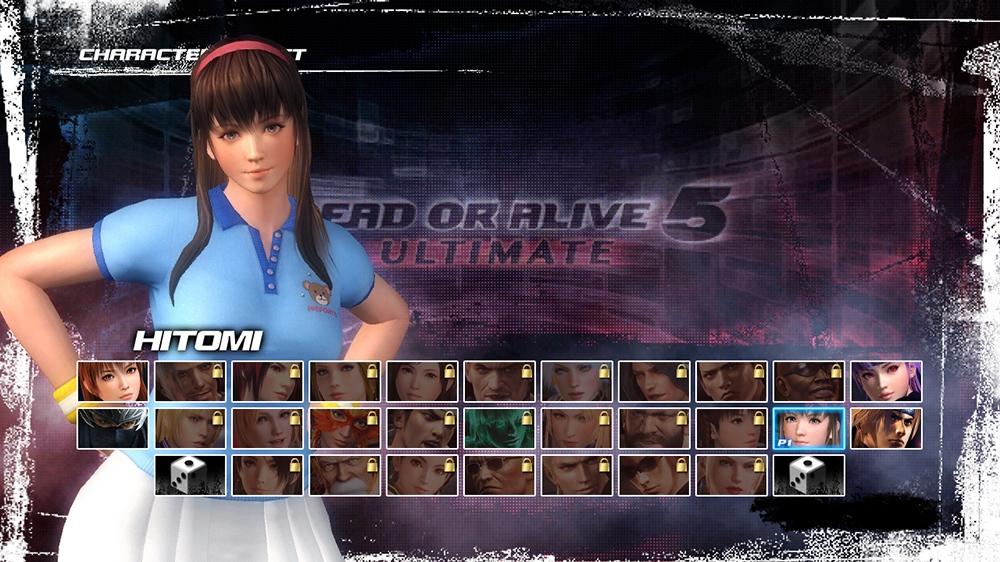 Imagen de Equipamiento deportivo para Hitomi
