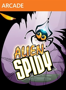 Alien Spidy: Easy Breezy boxshot