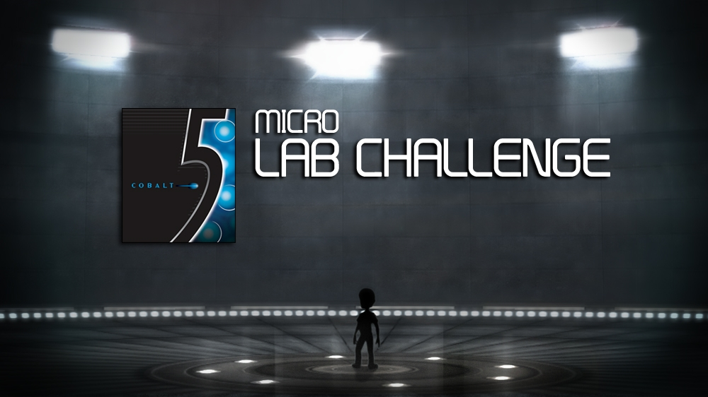 Image from 5 Micro Lab Challenge