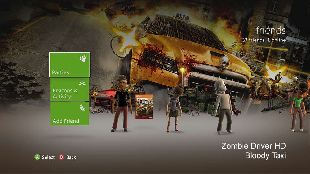 Image from Zombie Driver HD Bloody Taxi