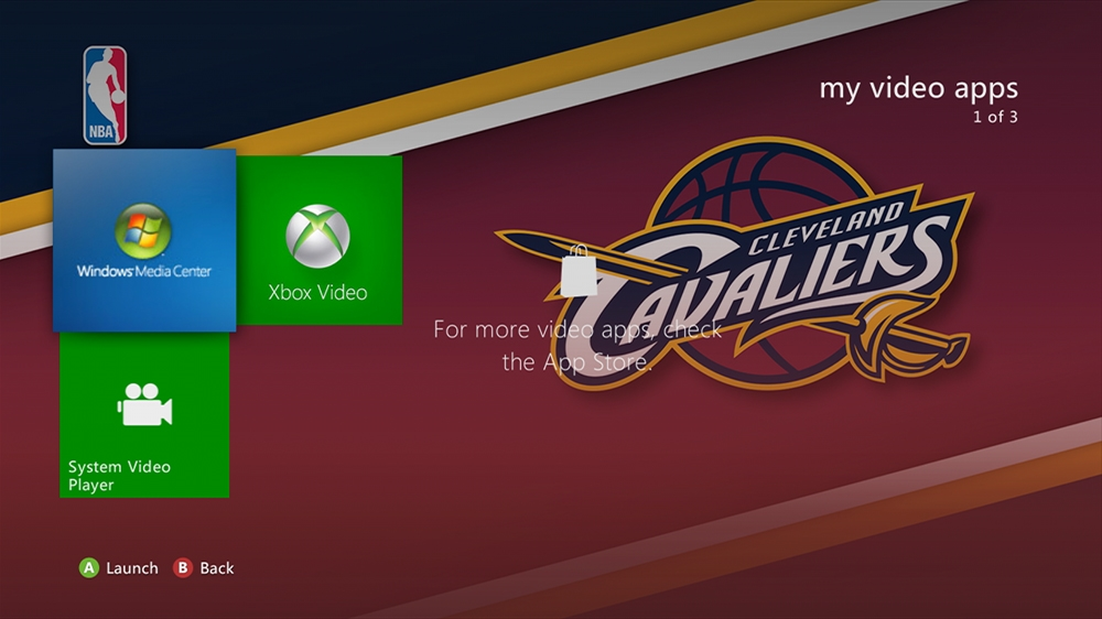 Image from NBA - Cavaliers Highlight Theme