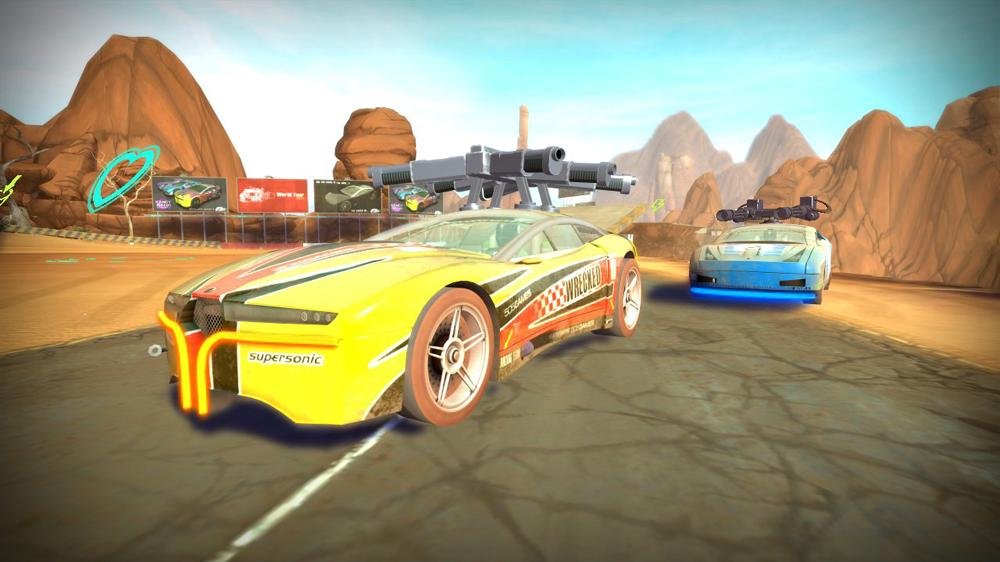 Afbeelding van Wrecked Revenge Revisited Weapons Trailer