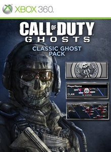 Call of Duty®: Ghosts - Paquete Ghost clásico