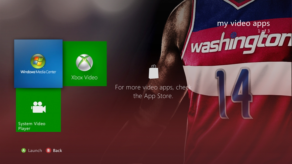 Image de NBA - Wizards Starter Theme