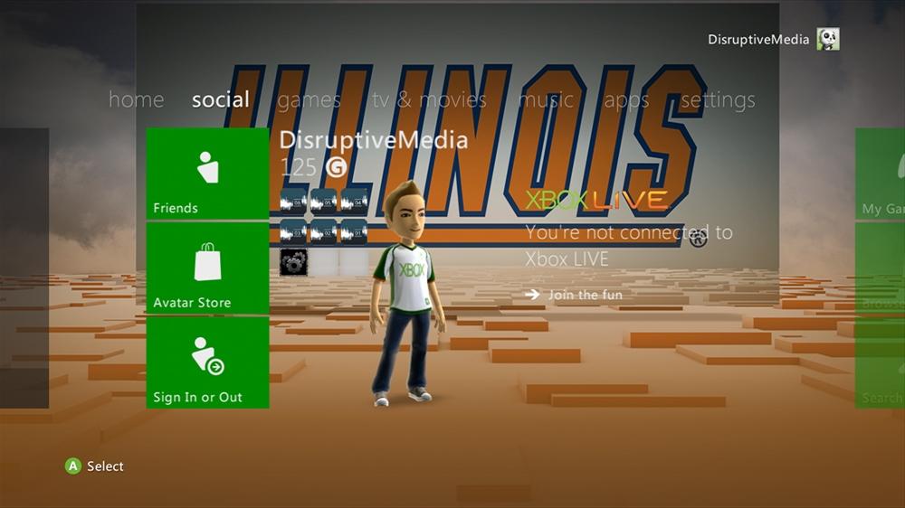 Imagen de Illinois Varsity Theme