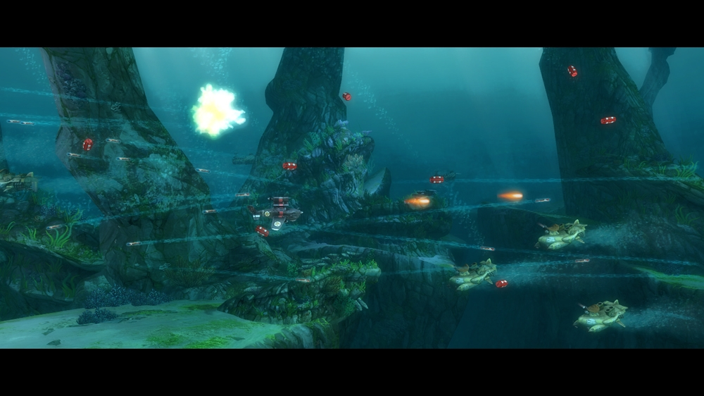 Image from Sine Mora PEGI Trailer