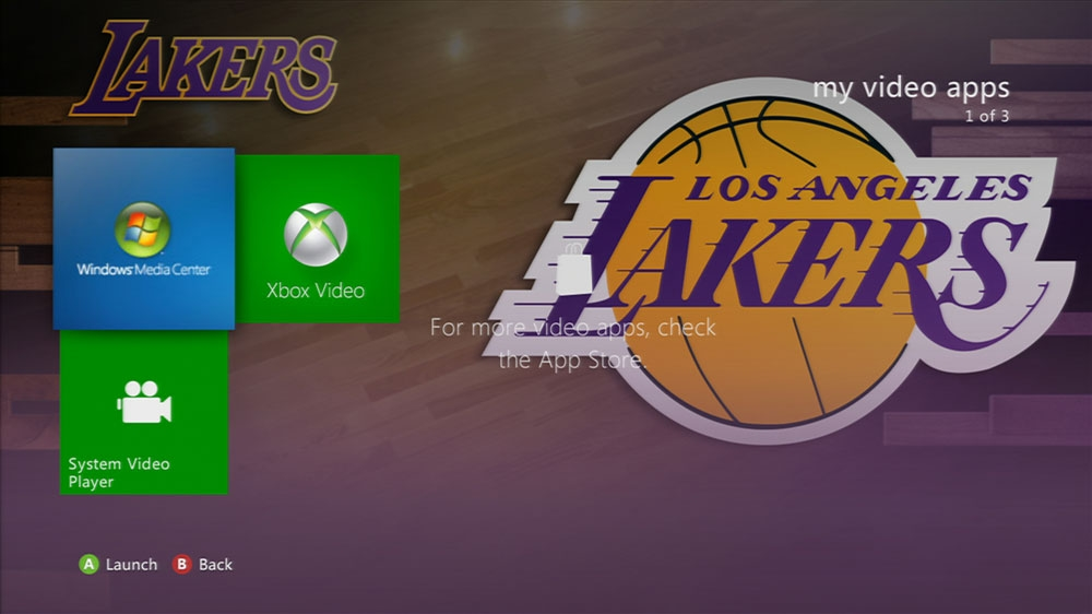 Image de NBA: Lakers Game Time
