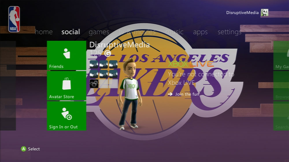 Imagen de NBA: Lakers Game Time