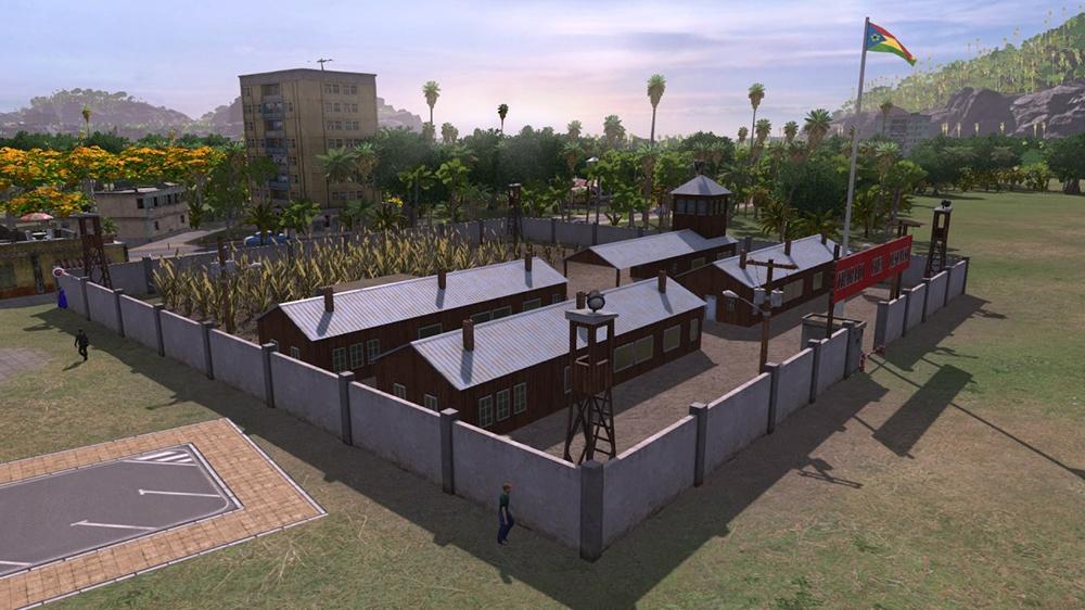 Image from Tropico 4 - Vigilante