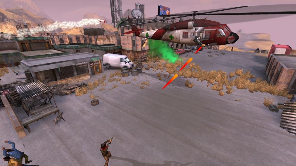 Image from Albatross Chopper