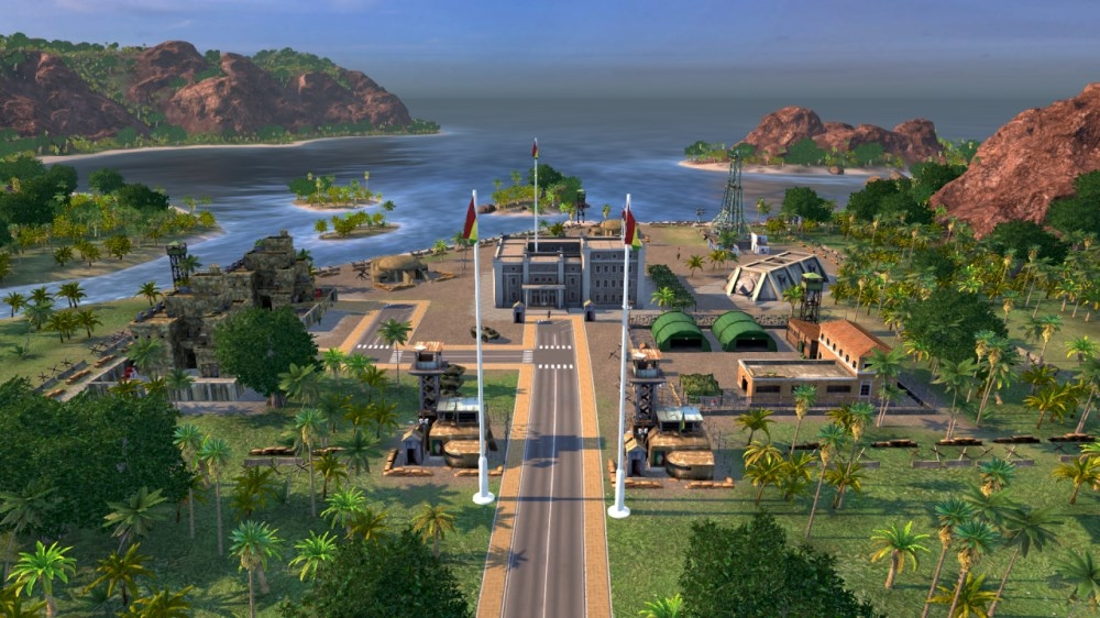 Image from Tropico 4 - The Academy