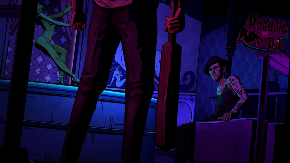 Image from The Wolf Among Us - Episode 2: Smoke and Mirrors