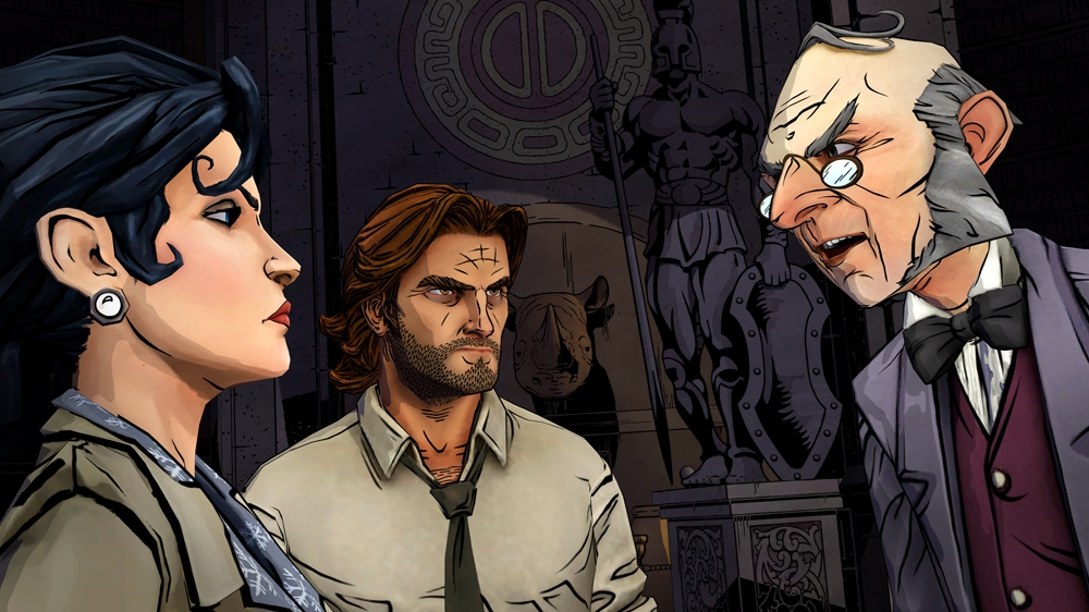 Bild från The Wolf Among Us - Episode 2: Smoke and Mirrors
