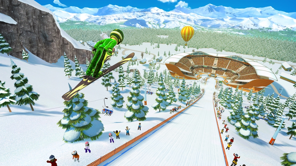 Image from Kinect Sports: Season Two - Challenge Pack #2