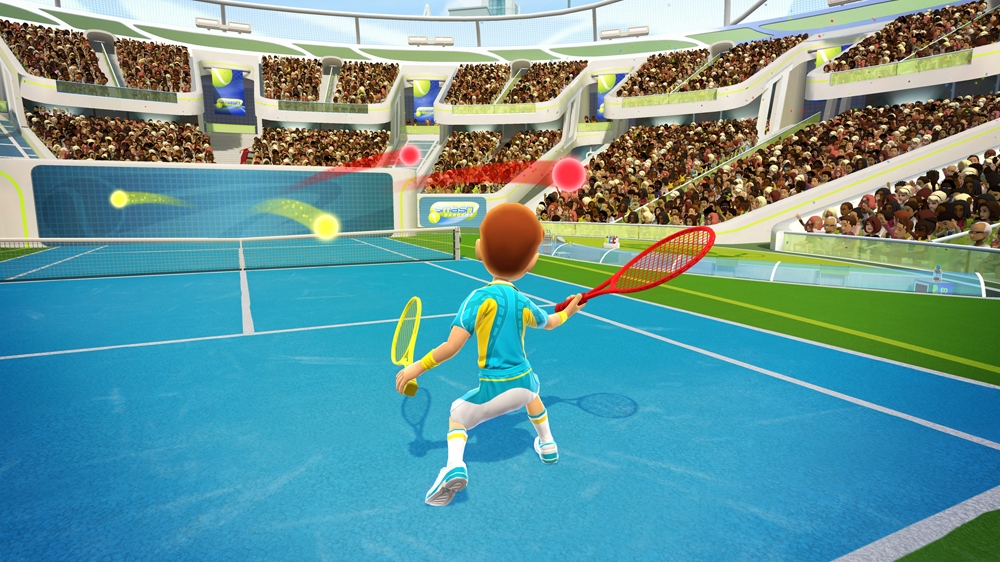 Kép, forrása: Kinect Sports: Season Two - Challenge Pack #2