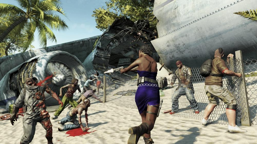 Image from Dead Island Riptide They Thought Wrong Trailer