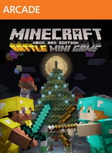 Minecraft Festive Battle Map