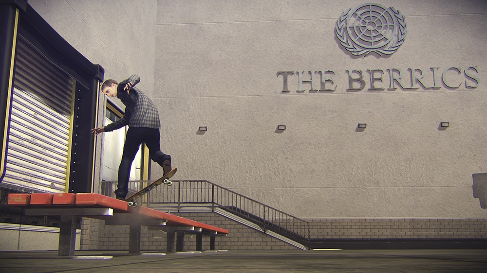 "Image from ""The Skaters"" Trailer"