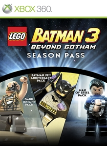 LEGO Batman 3 Season Pass