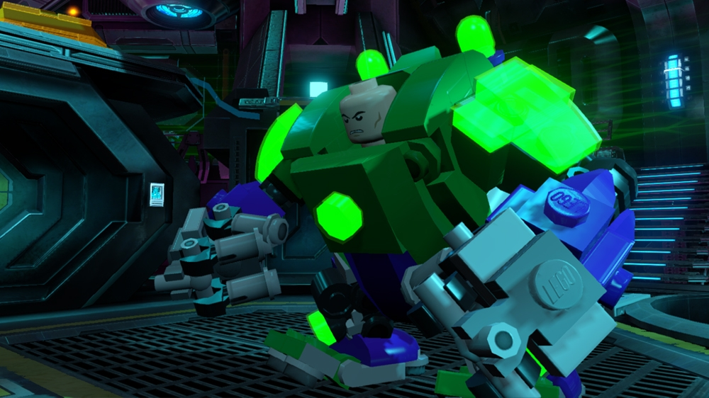 Image from LEGO Batman 3 Season Pass