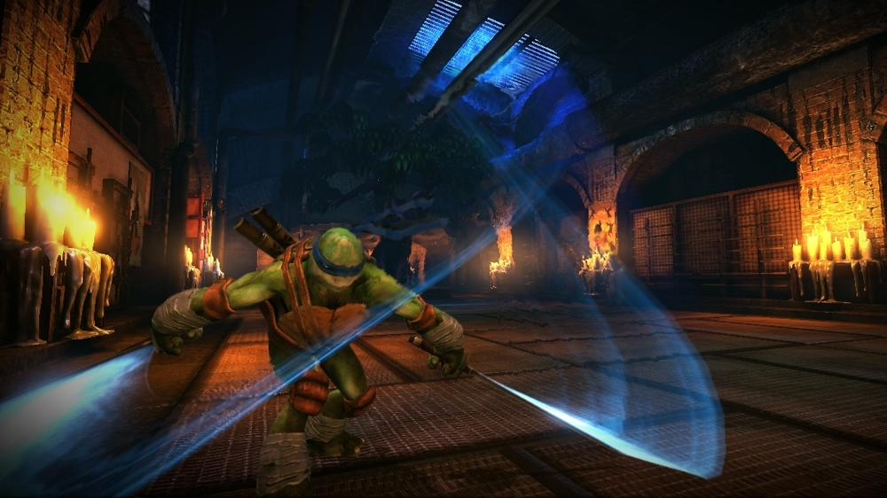 Image from Teenage Mutant Ninja Turtles: Out of the Shadows-Mikey Character Trailer