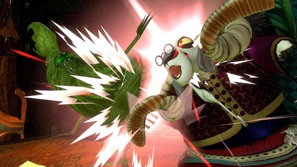 Image de Kung Fu Panda Skin: Maître Poulet Jombie