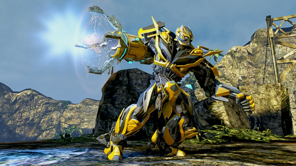 Image de TRANSFORMERS: The Dark Spark