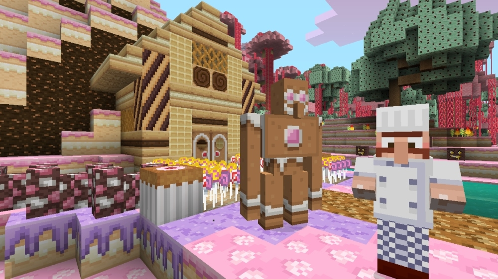 Image from Minecraft Candy Texture Pack
