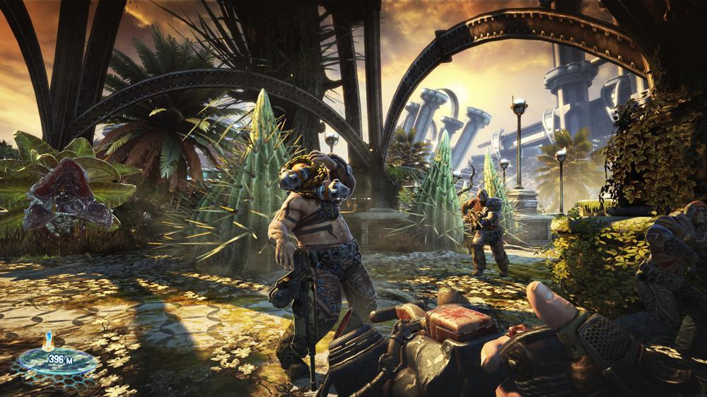 Image from Bulletstorm Kill with Skill Theme