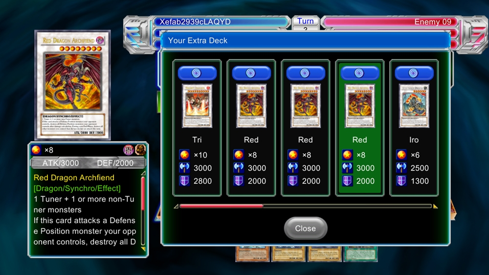 Image from Syncing Dragon Deck