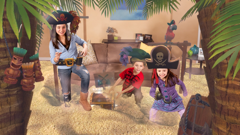 Image from The Pirate's Treasure