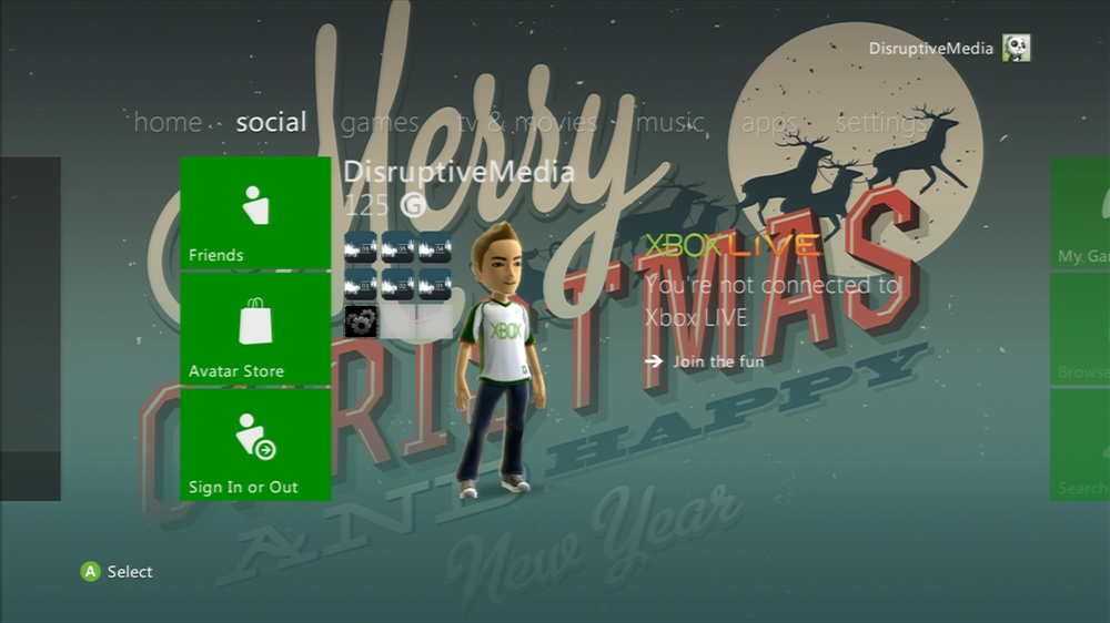 Image from Christmas 2013 Premium Theme