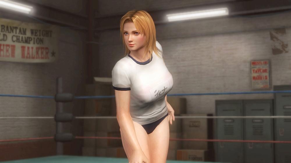 Image from Gym Class Tina