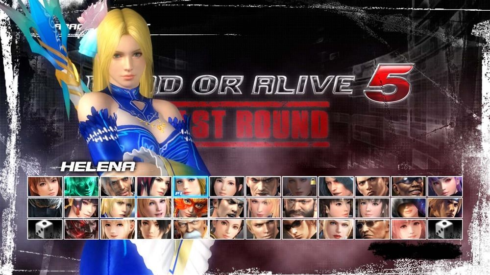 Image from DOA5LR Falcom® Mashup - Helena & Clotilde