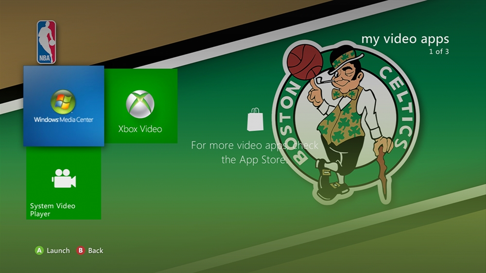 Image from NBA - Celtics Highlight Theme